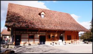 Rossstall Kulturhof Schloss Köniz